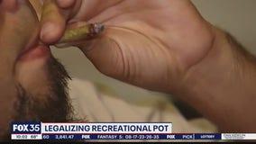 New bipartisan push to legalize recreational marijuana in Florida
