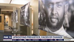 Exhibits hopes to shine spotlight on faces of change