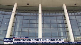 Orange County Convention Center loaning employees to other departments