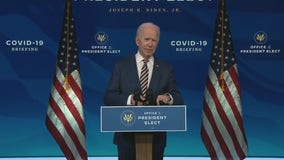 Texas judge dismisses suit aimed at overturning Biden's victory in November election