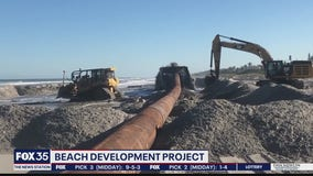 Brevard County spending $16 in beach renourishment projects