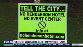 Resort hotel proposed for Winter Park