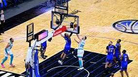 Vucevic posts 13th double-double, Magic beat Hornets 117-108