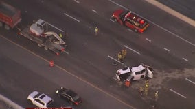 Lanes reopen on I-4 westbound following major crash