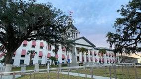Florida House starts moving on protest bill