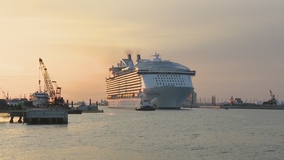 Cruise industry workers struggling after a year since sailings stopped