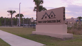 Shelter resident fatally struck while walking to work for first day on the job