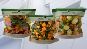 Publix recalls steam-in-bag vegetables due to possible listeria contamination
