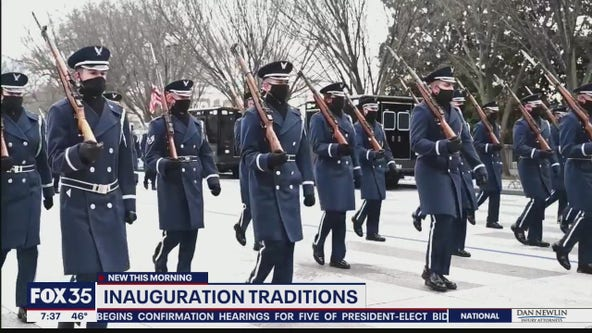 Inauguration Day Traditions