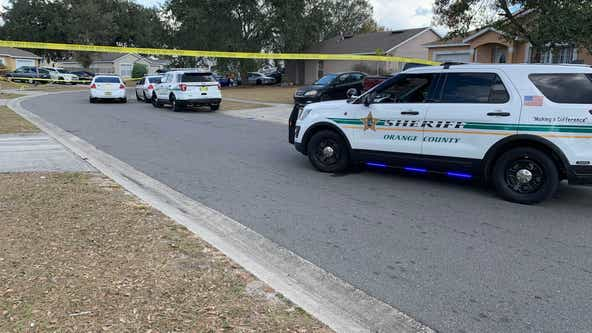 Deputies: Man arrested after 2 girls, 1 woman shot in Orange County