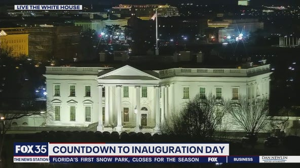 Inauguration unlike many in recent memory