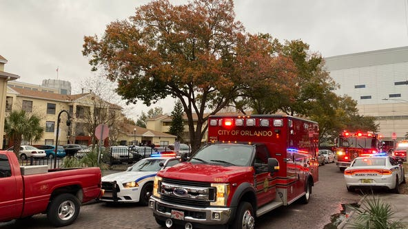 1 dead, 1 hospitalized following carbon monoxide leak at Orlando apartment complex