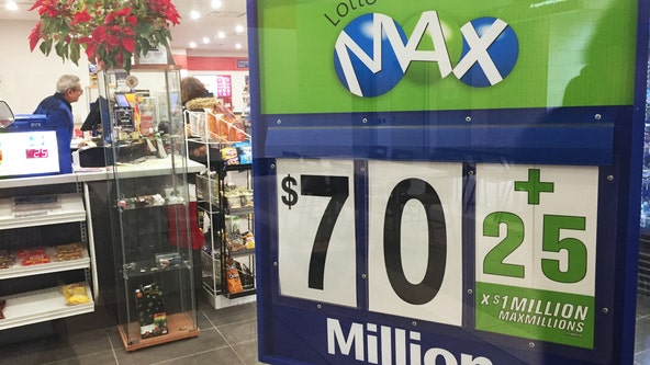 Canadian woman wins jackpot using numbers from husband's 20-year old dream