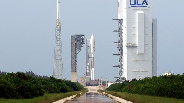 ULA targets Monday for rocket launch of U.S. Space Force satellite
