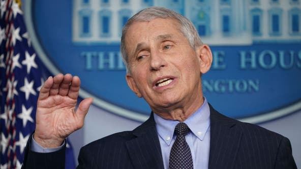 Fauci says UK COVID-19 strain could 'cause more damage,' US will test for vaccine efficacy