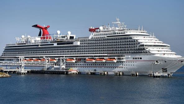Carnival suspends all U.S. cruises through July except for 3 of them