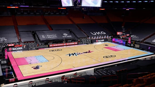 Heat to use COVID-19-sniffing dogs to screen fans at games