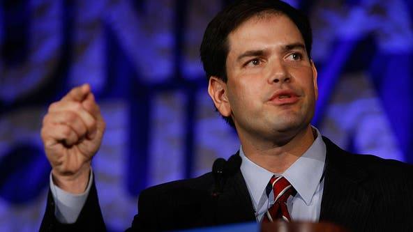U.S. Sen. Marco Rubio: 'Stop with the mask fetish'