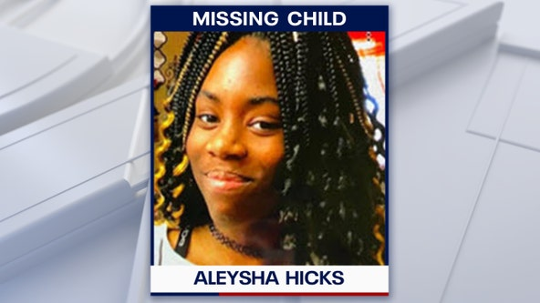 Missing child alert issued for Jacksonville-area teen