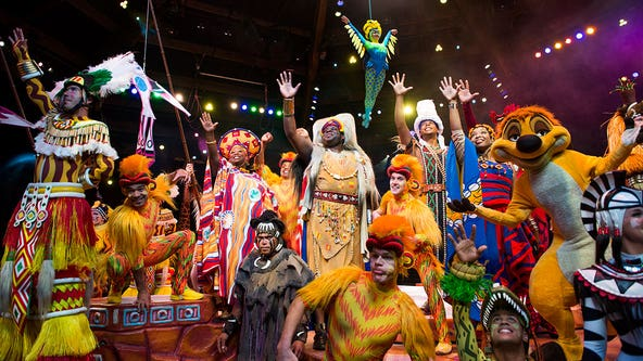 'Festival of the Lion King' to return to Disney's Animal Kingdom