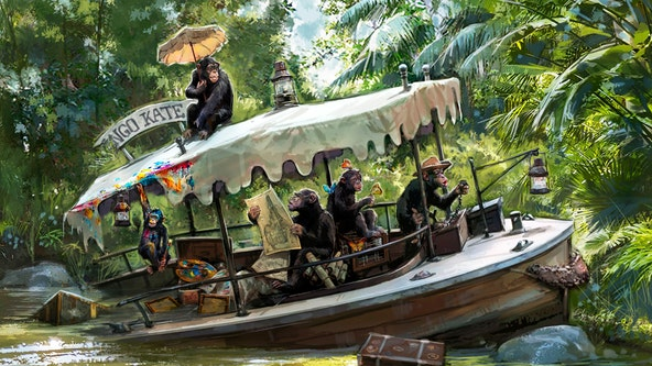 'Jungle Cruise' attraction to get new scenes, revamped storyline