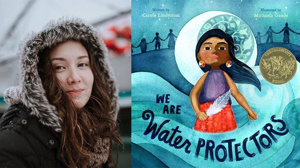 Alaska illustrator becomes first Native American to win Caldecott Medal
