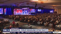 DeSantis, Cruz headline CPAC Day 2