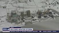 Record winter storm hits Texas