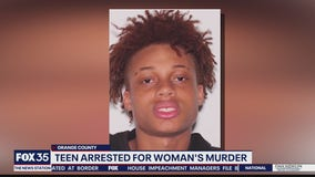 Teen arrested in fatal shooting of Ocoee woman