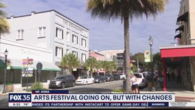 Changes coming to this year's Mount Dora Arts Festival