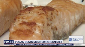 Vegan beats Mediterranean diet