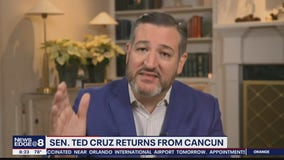 Sen. Ted Cruz under fire for Cancun trip