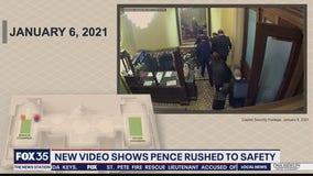 New video shown at Trump impeachment trial