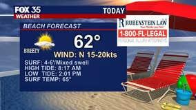 Beach and Boating Forecast: February 20, 2021