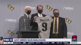 UCF hires Gus Malzahn