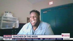 Teacher of the Week: Mr. Marquis Payton