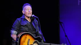 Bruce Springsteen faces drunken driving charge in New Jersey