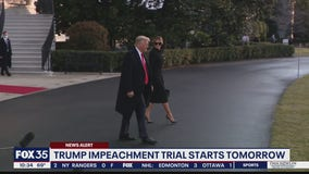 Trump impeachment trial starts on Tuesday