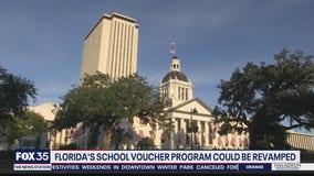 Florida's school voucher program could be revamped
