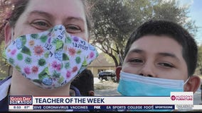 Teacher of the Week: Mrs. Eryne Kenney