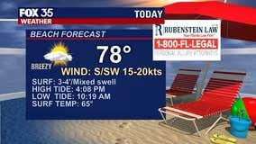 Beach and Boating Forecast: February 22nd