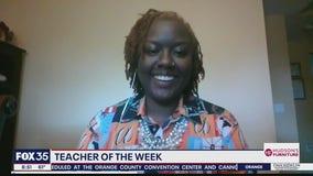 Teacher of the Week: Ms. Jasmine Coefield