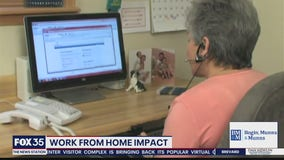 Impacts of working from home for a year