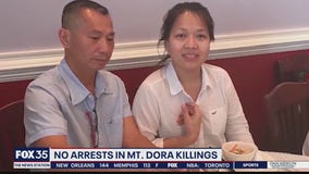 Still no arrests in Mt. Dora killings