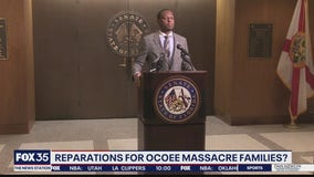 Bill offers reparations for descendants of Ocoee Massacre