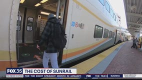 FOX 35 INVESTIGATES: The Cost of SunRail