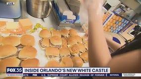 Inside Orlando's new White Castle