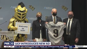 UCF introduces Terry Mohajir as new athletic director