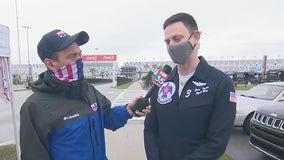 Thunderbirds to perform flyover for Sunday's Daytona 500