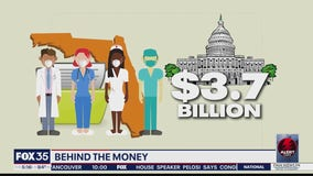 FOX 35 INVESTIGATES: Huge disparities in CARE money distribution